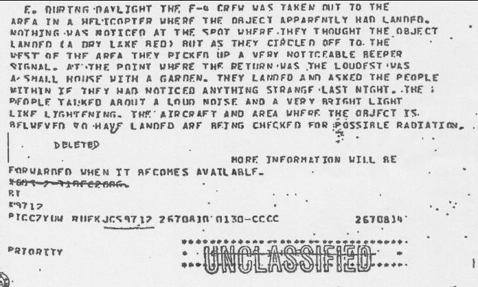DEUX JETS F4 CONFRONTES A UN OVNI A TEHERAN (1976) Part1  Dia4copie
