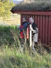 LE CNES INSTALLE UNE STATION DE DETECTION A HESSDALEN (NORVEGE)  Hessdalencnes2010
