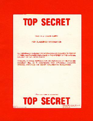 LA CLASSIFICATION DU SECRET AUX ETATS-UNIS  dans Exo-contacts top_secret